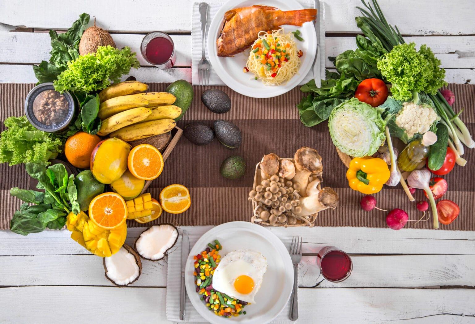 Mangiare sano: quali sono i cibi consigliati?