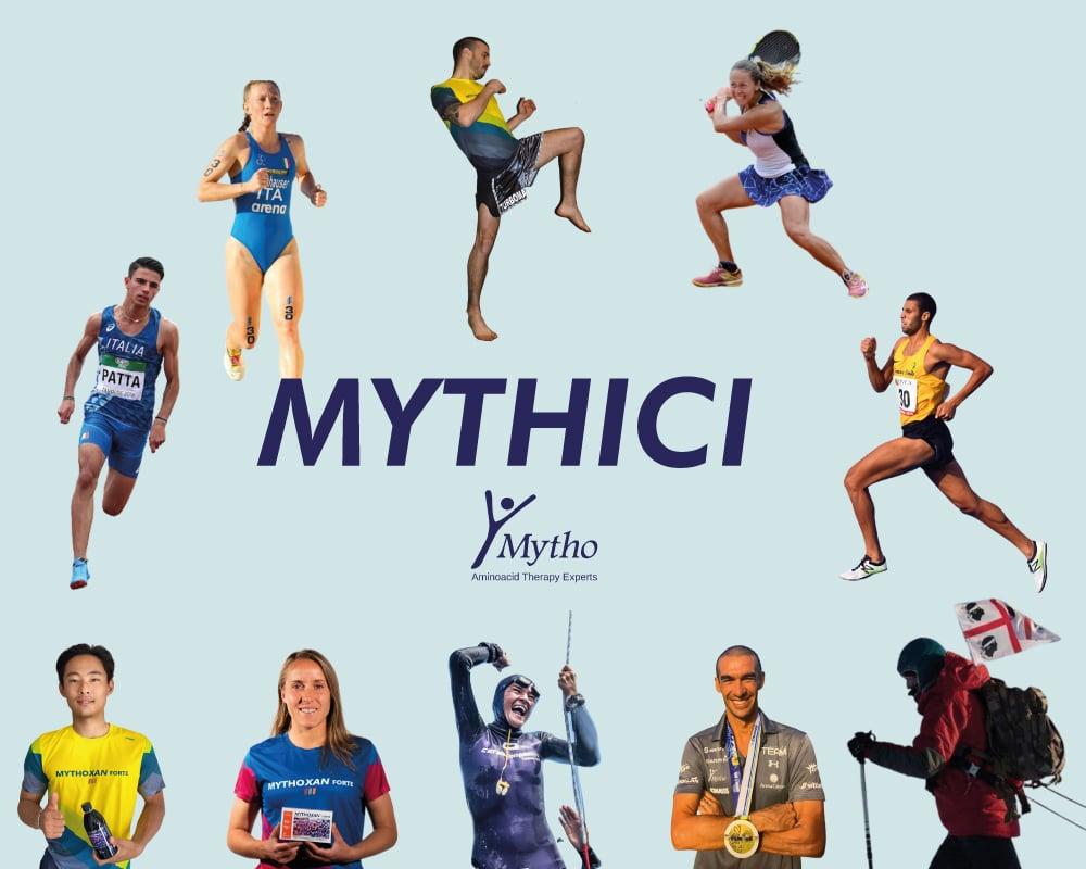 atleti mythici
